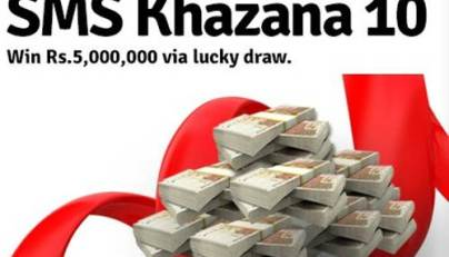 Mobilink SMS Khazana – Prize Offer – Paki Mag