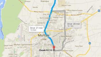 ibcc islamabad address map