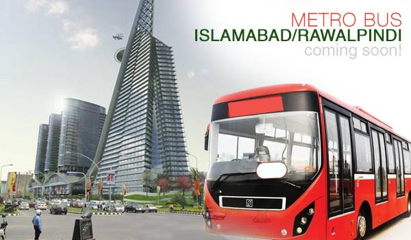 Complete list of Metrobus Islamabad/Rawalpindi stations