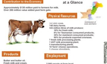 Dairy industry in Pakistan » Pakissan com
