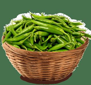 Green Chilli 500g