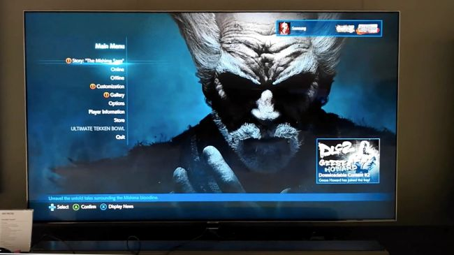 Wireless Stream Gaming (New Samsung TV will have Steam Support))