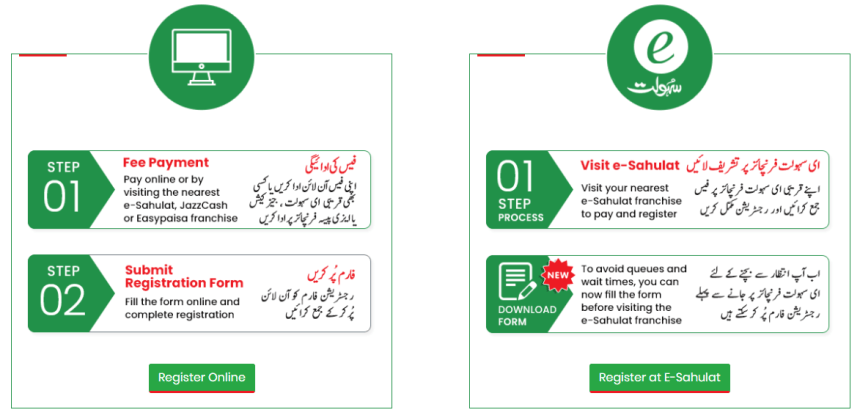 Naya Pakistan Housing Scheme 2019 online registration Process