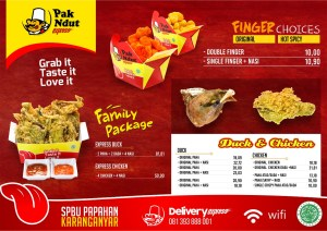 Harga Pak Ndut Express