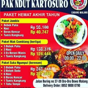 Paket Hemat Kuliner Malang