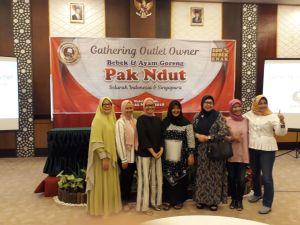 Gathering Owner Bebek Pak Ndut