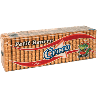 CROCO Herbatniki Petit Beurre 100g