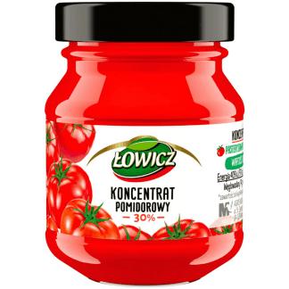 ŁOWICZ Koncentrat Pomidorowy Słoik 80g