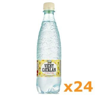 zestaw 24 VCH-BARCELONA-VICHY-CATALAN-Woda-butelka-PET-500ml
