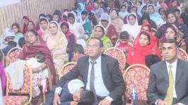 Congregation at Pak Tabernacle Church Mehran Town