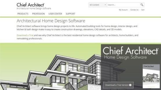 architect programs , chief architect