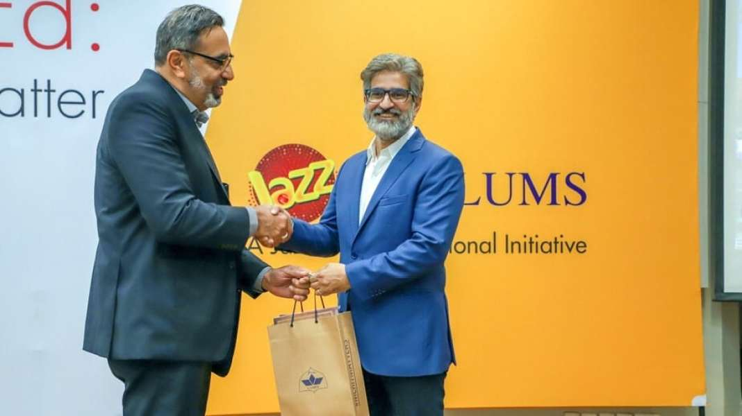jazz and LUMS, disruptive ideas, DisruptEd