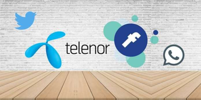 Telenor Facebook free code