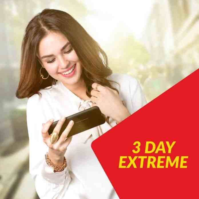jazz internet packages 3 days