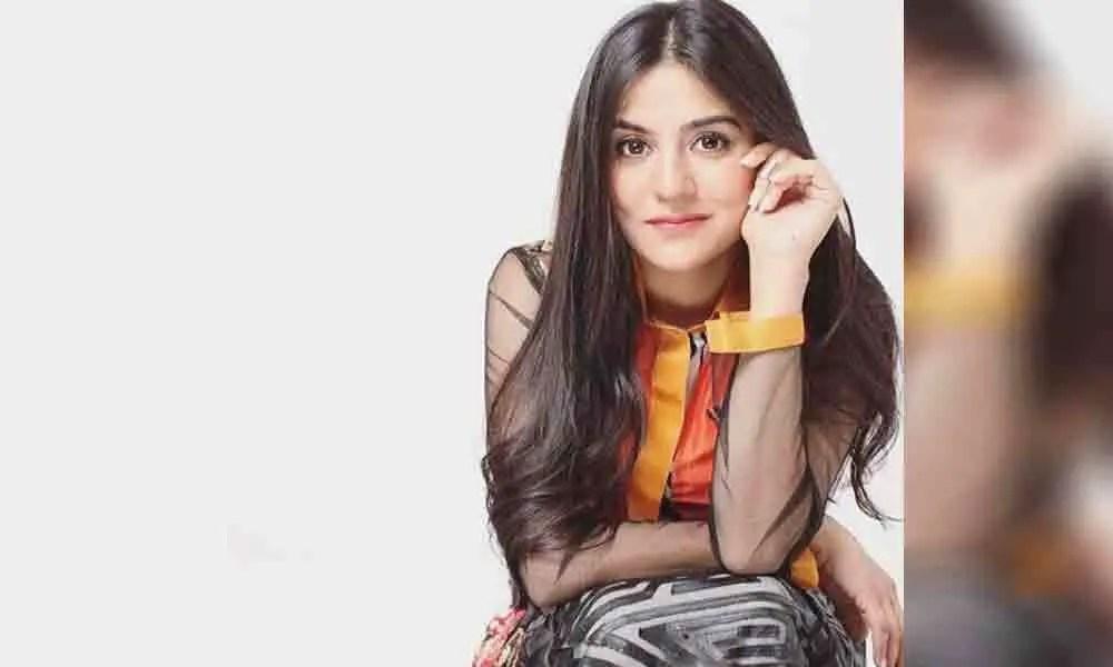 Beautiful Sanam Baloch Pakistani Morning Show host