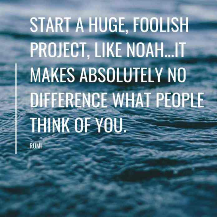 noah, make a difference, inspire, don't give up