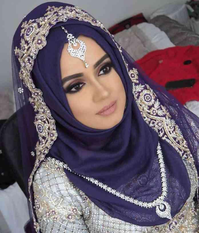 Hijab color,
