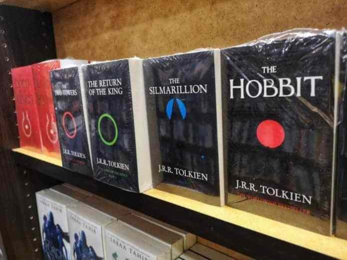Lord Of The Rings - J. R. R Tolkien, book club books recommendations