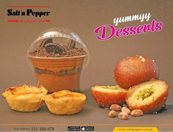 Salt n Pepper , best-restaurants-in-lahore