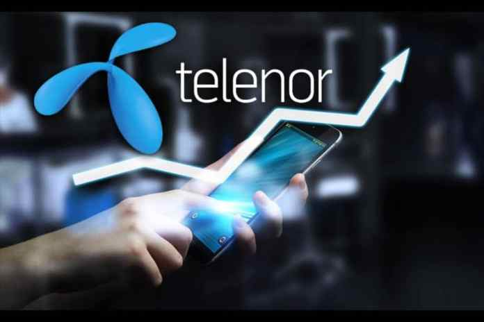 Telenor 4g package