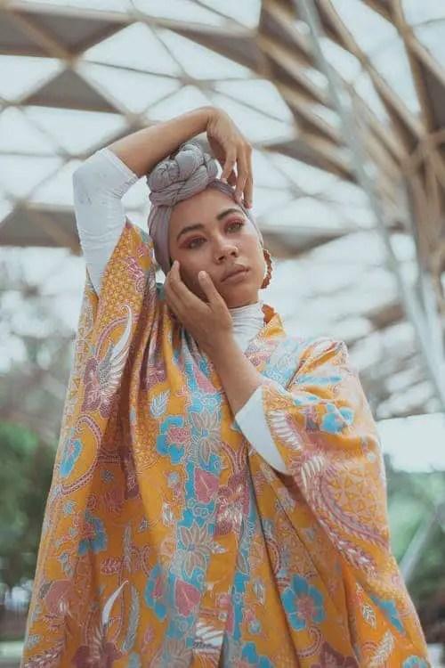 Latest hijab styles, headscarf, Muslim women