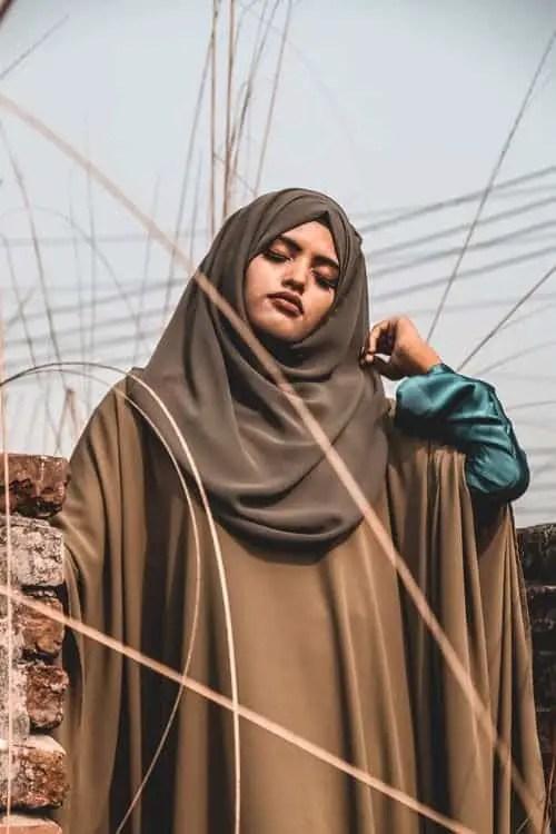 quick hijab trends