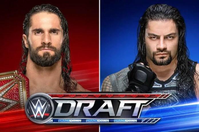 USA, WWE Draft 2019