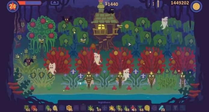 games like harvest moon, Voodoo Garden