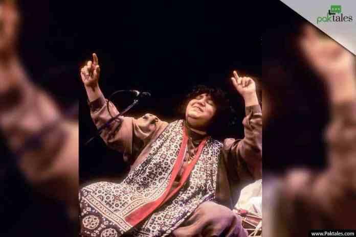 Beautiful Qawwali, Abida Parveen, Sufi Music, devotional music