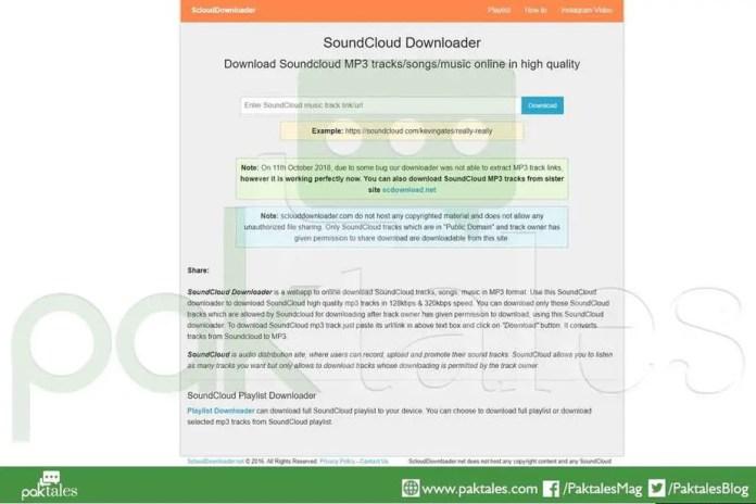 soundcloud mp3 downloader, SoundCloud