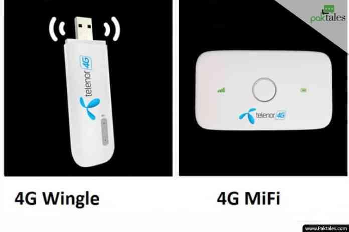 telenor internet usb modem