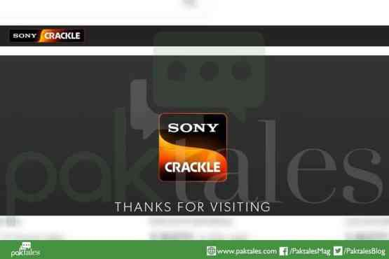 alternatives to youtube, Crackle