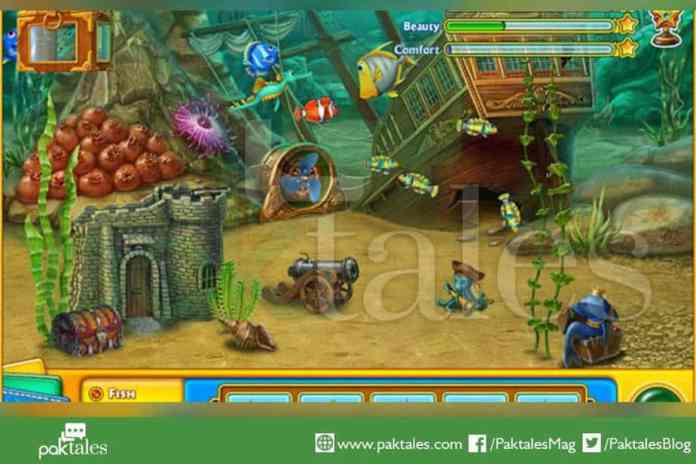 Fishdom , multiplayer mac games free