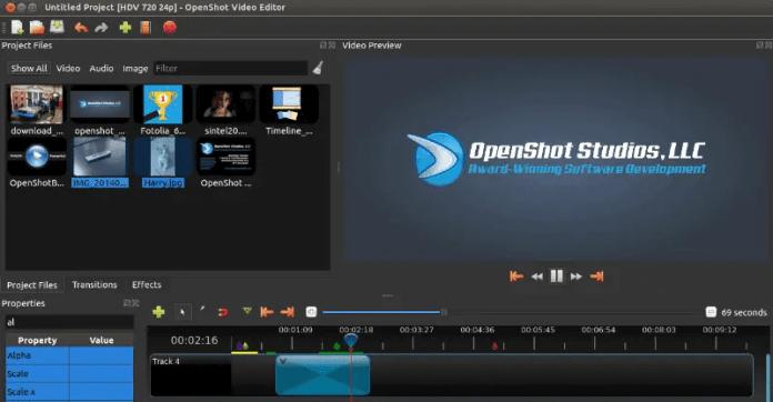 popular video editing software