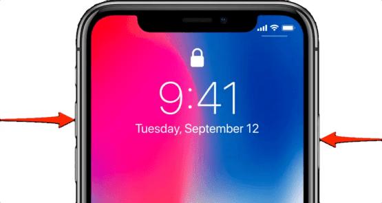 screen capture iPhone , how to screenshot on iphone xr