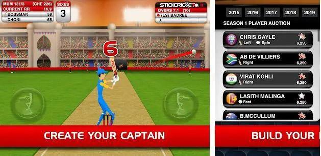 best cricket games free download