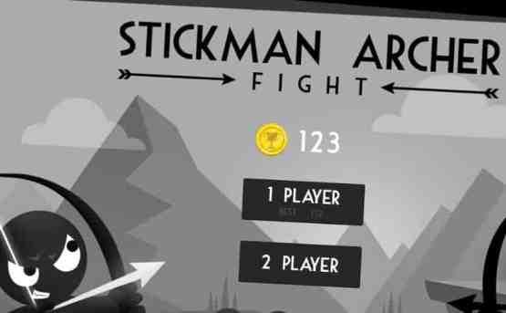 archer games , stickman games 2 player