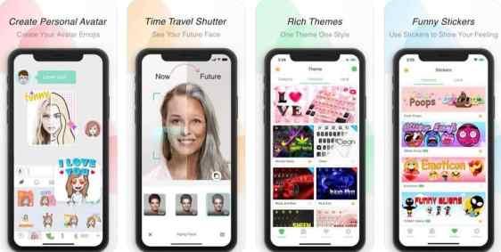 best keyboard app for iPhone
