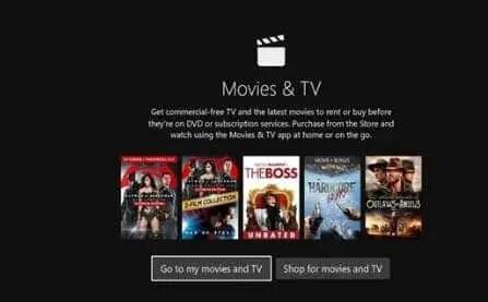 MOVIES & TV