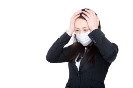 花粉症かと思ったら風邪だった時