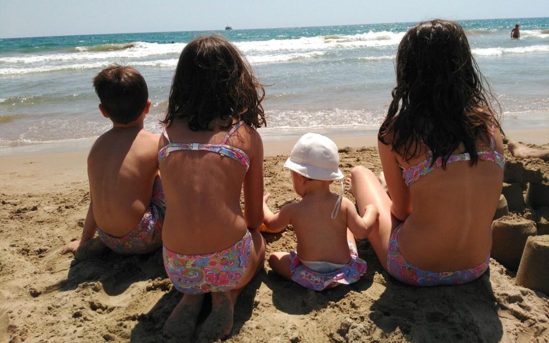 Recomendaciones para el verano de los más pequeños