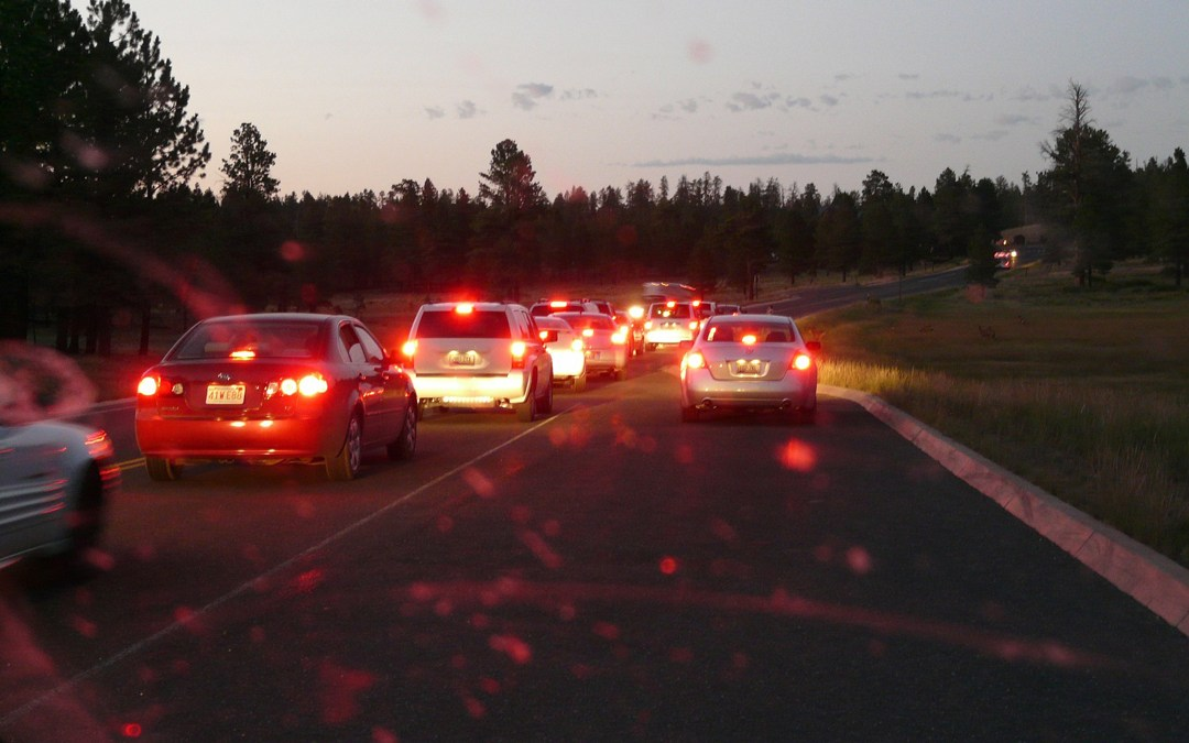 Recomendaciones de seguridad vial en el trabajo