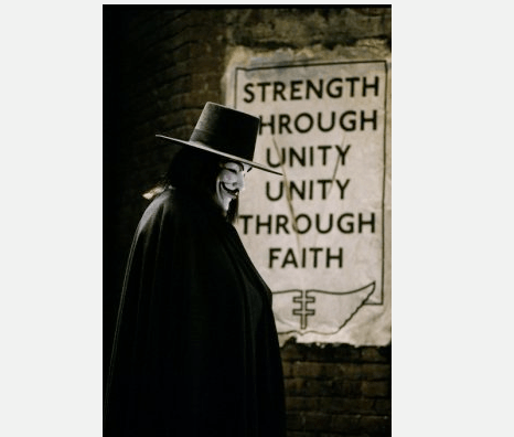 V For Vendetta still