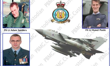 Two of the three  airmen who died when two Tornado GR4 jets crashed in the Moray Firth bodies have been recovered.