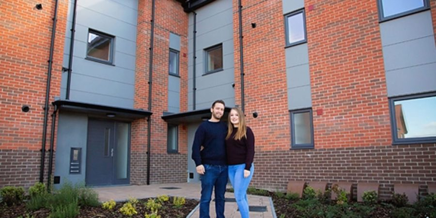 Tenants Move into Soham's First Community Led Development