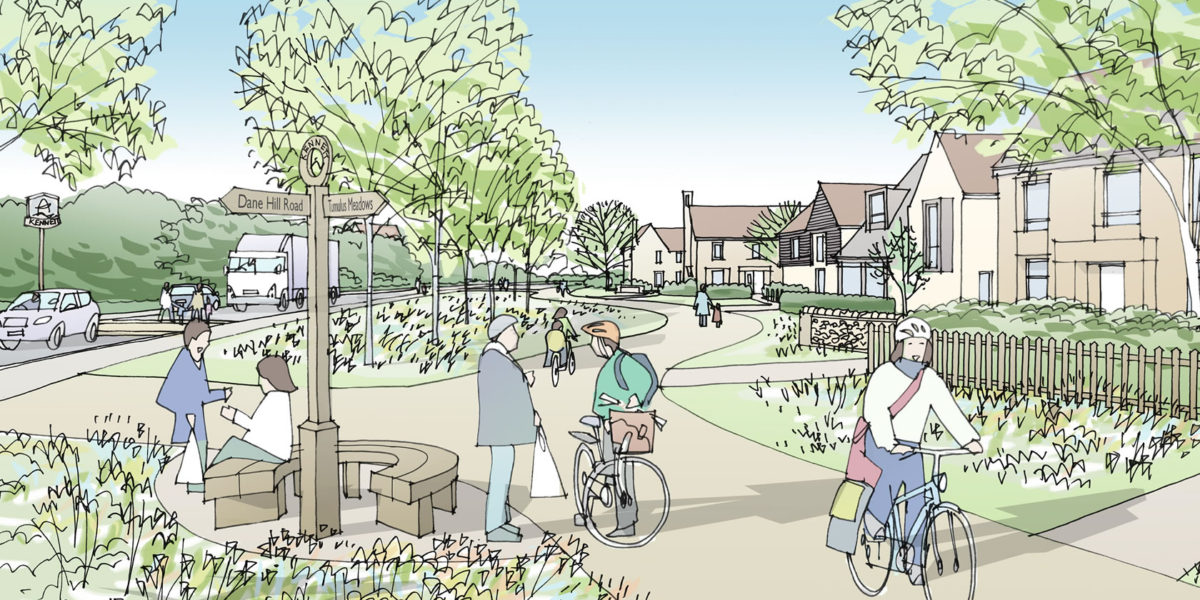 Residents help shape vision for Kennett garden village