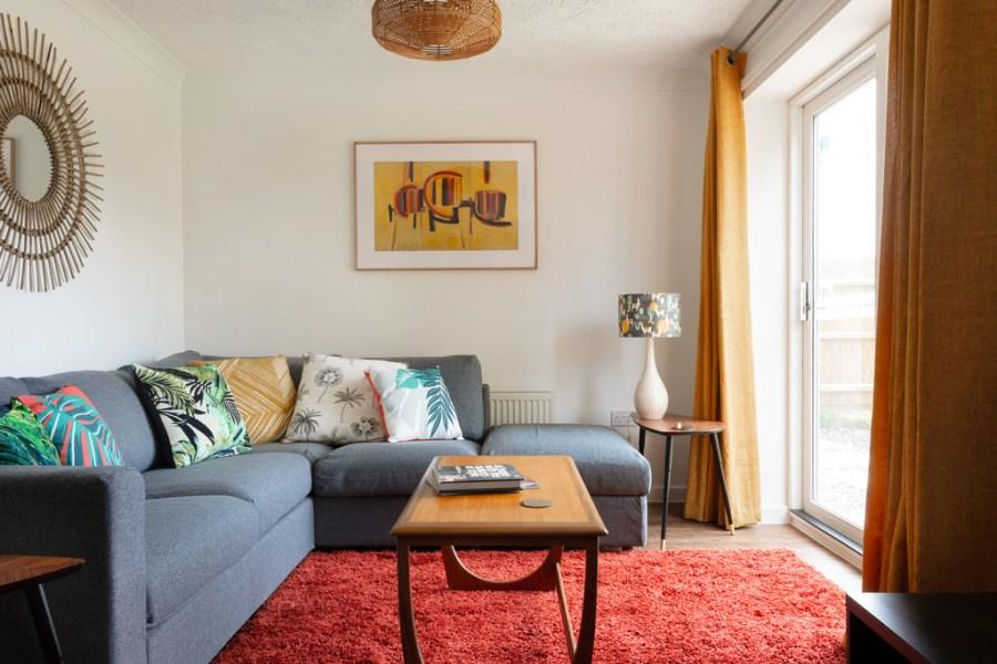 Creating a realistic show home interior at Kilkenny Avenue