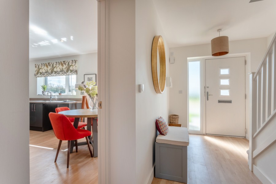 Our stunning show home at West End Gardens, Haddenham is now open