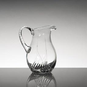 Carafa vin din cristal Bohemia - Mystique