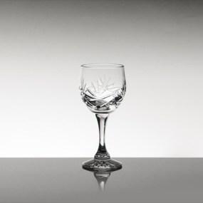 Set pahare lichior din cristal Bohemia - Mystique 2